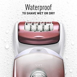 Panasonic ES-ED90-P Epilators Waterproof