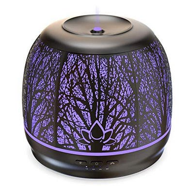 Aroma Outfitters Premium Iron Aromatherapy Diffuser