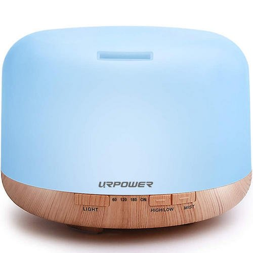 URPOWER OD-501 Aromatherapy Essential Oil Diffuser