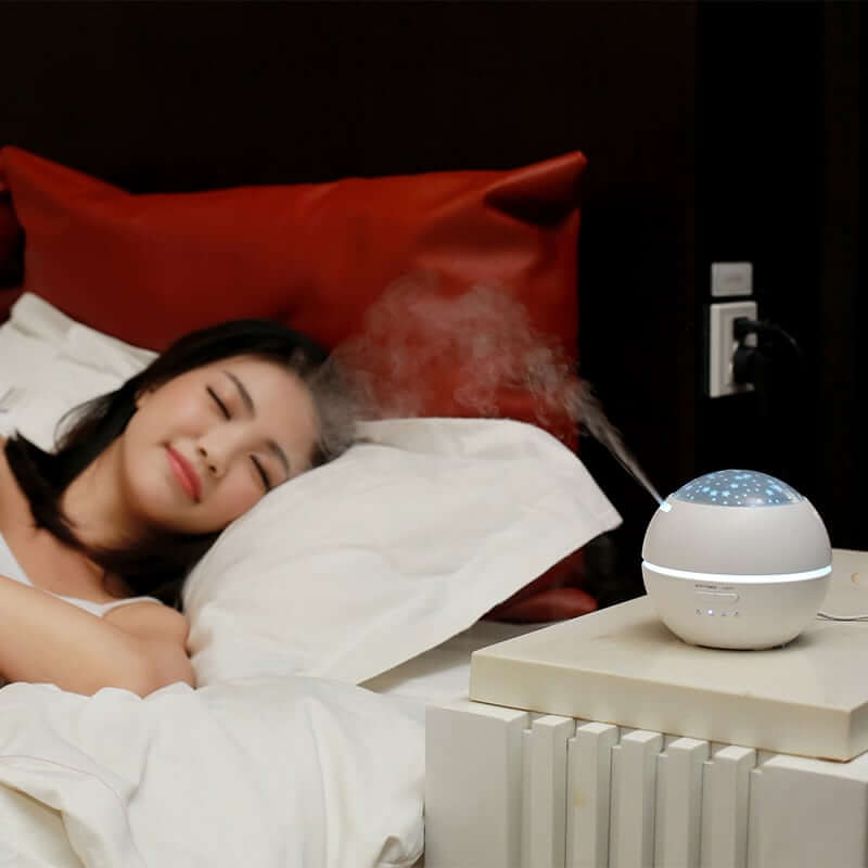 Best Essential Oil Diffusers 2019 for Better Sleep & Improve Your Mood