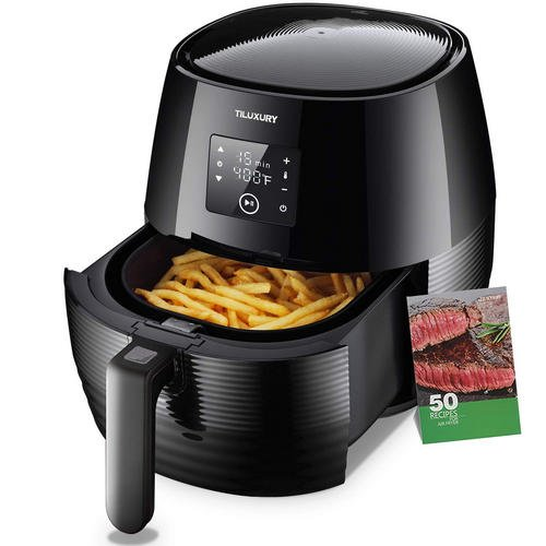 US PIEDLE 3.7QT Air Fryer