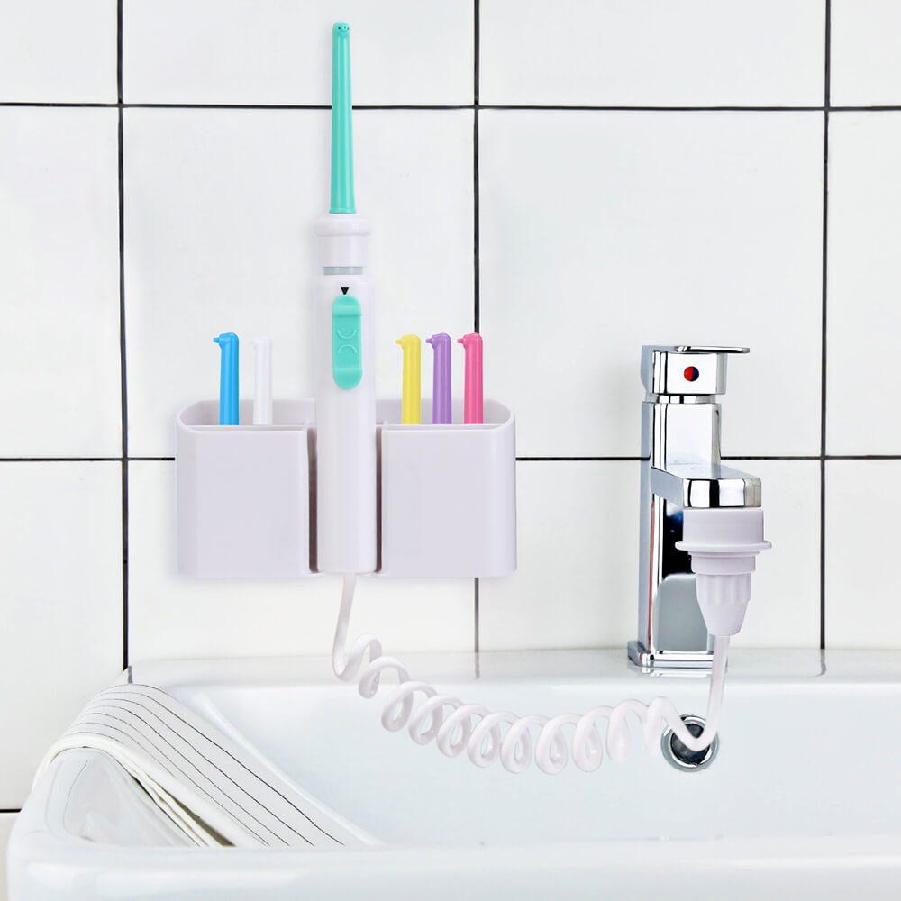 faucet water flosser
